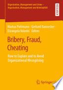 Bribery Fraud Cheating