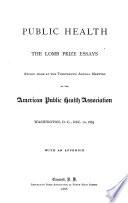 Public Health Book PDF