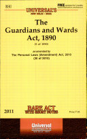 The Guardians and Wards Act, and the Majority Act