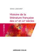 Pdf Littérature française des XXe et XXIe siècles Telecharger