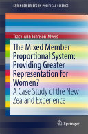 The Mixed Member Proportional System: Providing Greater Representation for Women?