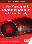 Handbook of Research on Modern Cryptographic Solutions for Computer and Cyber Security Book