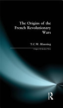Pdf The Origins of the French Revolutionary Wars Telecharger