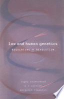 Law and Human Genetics