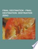 Final Destination - Final Destination