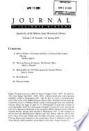 Journal of Illinois History