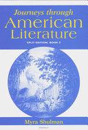 Journeys Through American Literature Book
