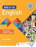 BGE S1–S3 English: Third and Fourth Levels