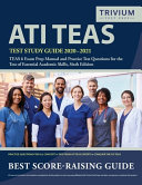 ATI TEAS Test Study Guide 2020 2021