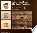 Pottery in Alberta