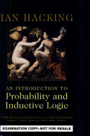 An Introduction to Probability and Inductive Logic Desk Examination Edition