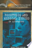 Bioethics and Medical Issues in Literature