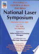 National Laser Symposium,Proceedings December 22-24,2003