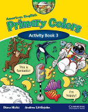 American English Primary Colors 3 Activity Book