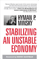 Cover of Stabilizing an Unstable Economy