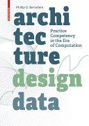 Architecture | Design | Data