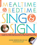 Mealtime and Bedtime Sing   Sign