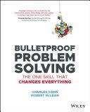 Pdf Bulletproof Problem Solving Telecharger