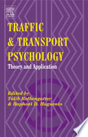 Traffic and Transport Psychology Book