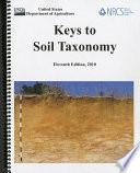 Keys to Soil Taxonomy, 2010