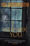 I Remember You Pdf/ePub eBook