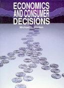 Economics and Consumer Decisions