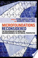 Microfoundations Reconsidered Book PDF