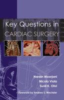 Key Questions in Cardiac Surgery