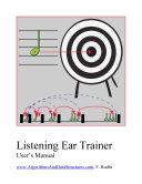 Listening Ear Trainer - User's Manual