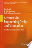 Advances in Engineering Design and Simulation