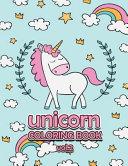 Unicorn Coloring Book Vol. 2