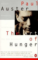 The Art of Hunger Book