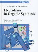 Hydrolases in Organic Synthesis