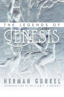 The Legends of Genesis Book