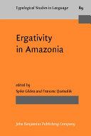Ergativity in Amazonia