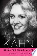 Madeline Kahn Book