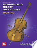 Beginner Cello Theory For Children Book Two PDF