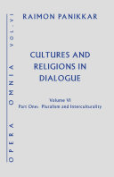 Cultures and Religion in Dialogue