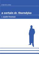 A Certain Dr. Thorndyke Book