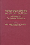 Human Development Across the Life Span