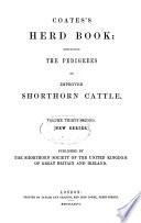 Coates s Herd Book
