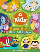 ABC KIDS Favourites  Sticker Activity Book