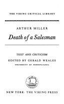 Arthur Miller: Death of a salesman