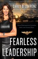 Pdf Fearless Leadership