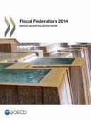 Fiscal Federalism 2014