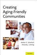 Creating Aging friendly Communities