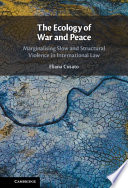 The Environment Conflict Nexus in International Law