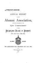Alumni Report ebook