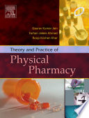 Theory and Practice of Physical Pharmacy   E Book Book