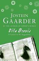 A letter to Saint Augustine Book